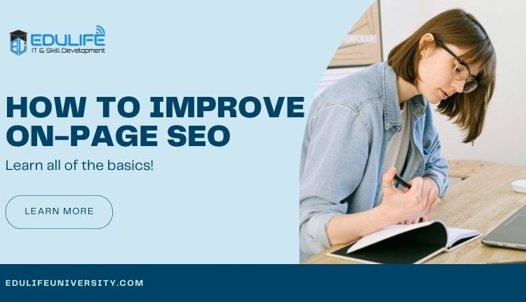 How to improve your On Page SEO?